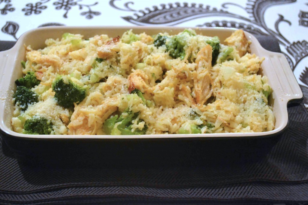 Chicken and broccoli casserole - photo#15