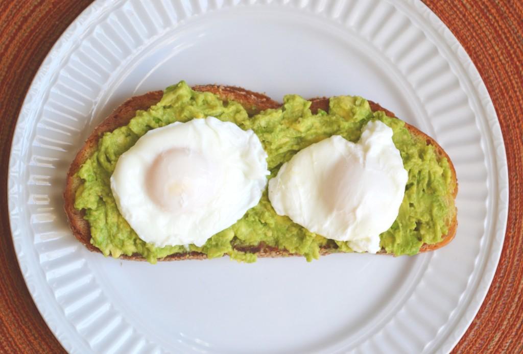 Eggy Avocado Toast